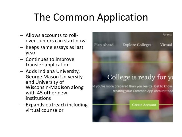 uw application essay prompts The common application announces 2017-2018 essay prompts the changes you see below reflect the feedback of 108 common app member colleges and more than 5,000 other common app constituents, as well as consultation with our advisory committees and board of directors.
