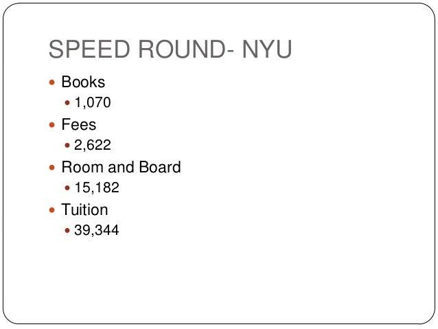 Nyu Room And Board Cost