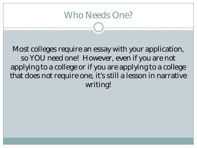 College Essay Writing Topics PPT Presentaiton PDF – College Essay