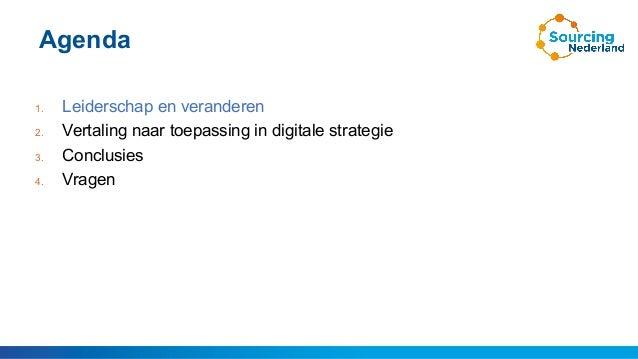 College Frank Willems Quint over digitaal leiderschap, organizational change en digitale strategie Slide 3