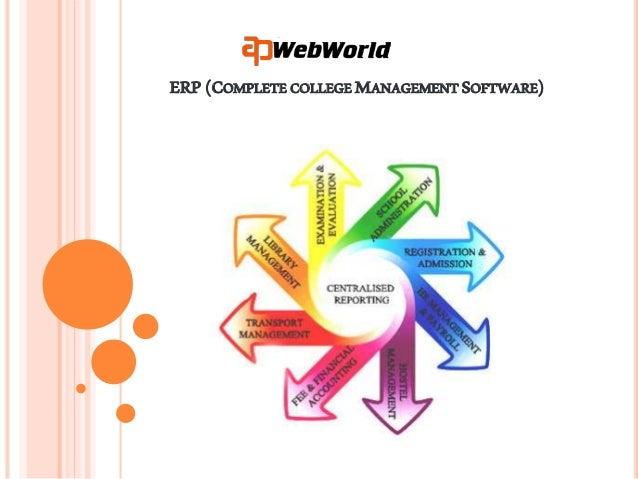 ERP (COMPLETE COLLEGEMANAGEMENT SOFTWARE)