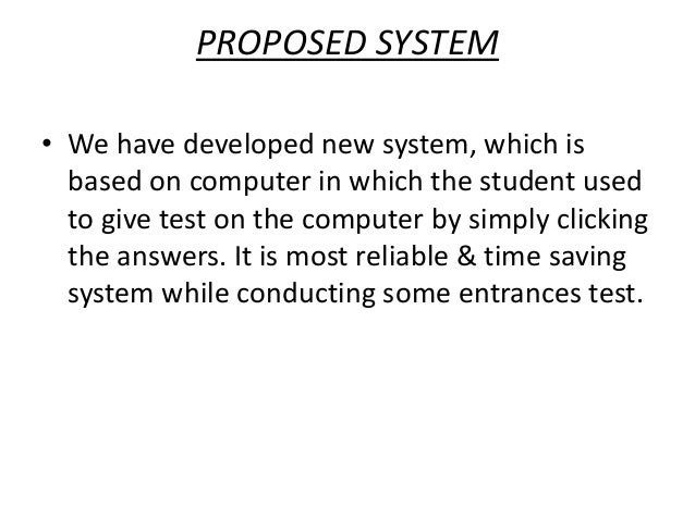College Management System Ppt