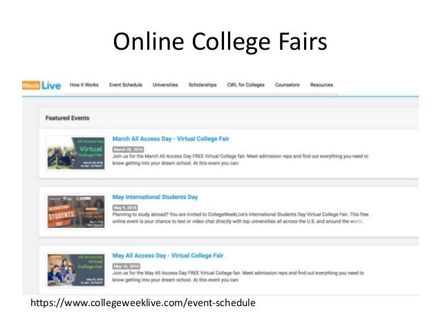 Matchmaking for college students