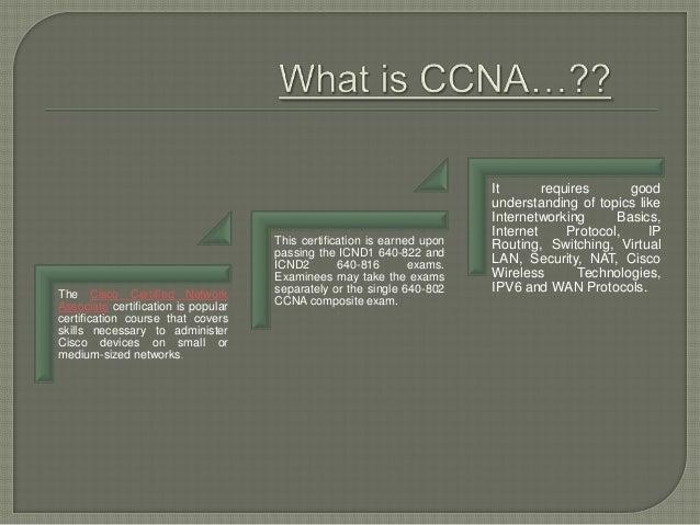 CCNA ppt Slide 2