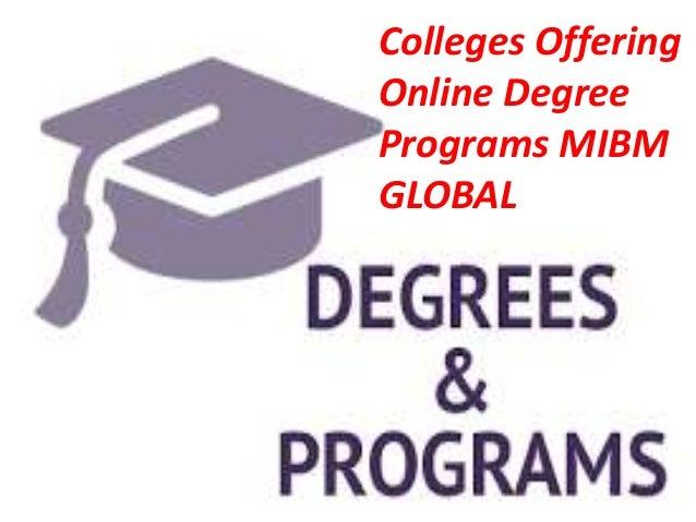 Online Degree Programs >> Colleges Offering Online Degree Programs Have Gigantic Interest For M