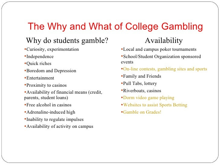 Gambling on college campuses slotmachine casino