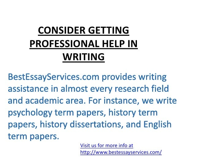How to Write a Term Paper in APA Format?