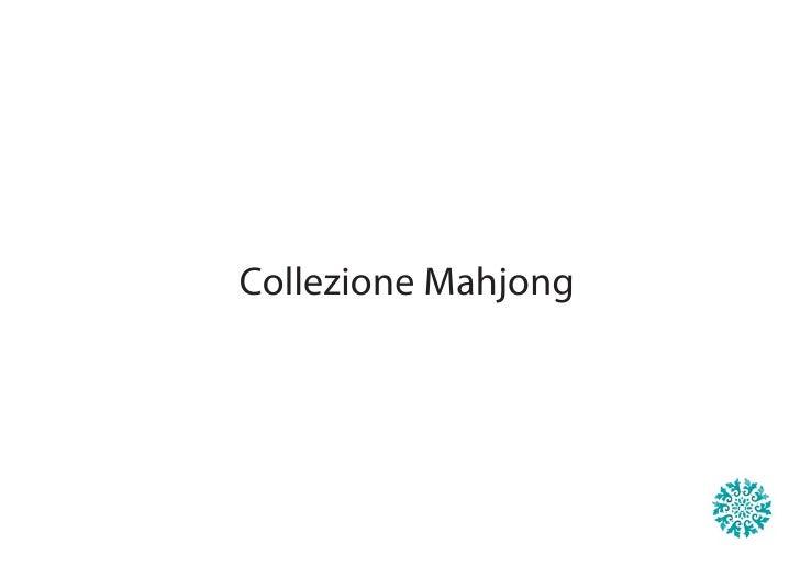 Collezione Mahjong