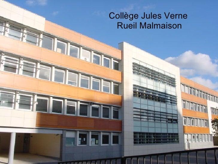 Collège Jules Verne  Rueil Malmaison
