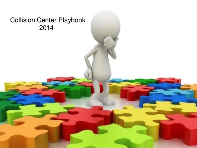 Collision Center Playbook 2014