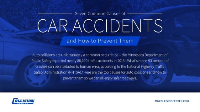 7 Common Car Accident Causes and How to Prevent Them