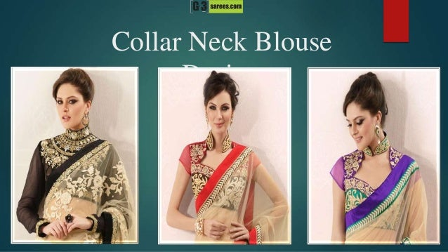 Collor Neck Blouse