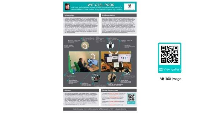 1. Instruction Materials 2. Community & Screen Sharing 3. Assessment & Feedback 4. Media TutorStack 2020 – Future Work Cor...