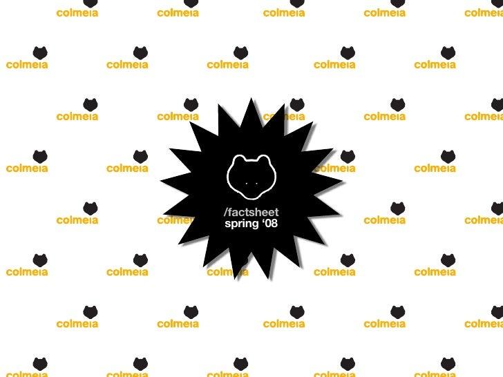 /factsheet spring '08