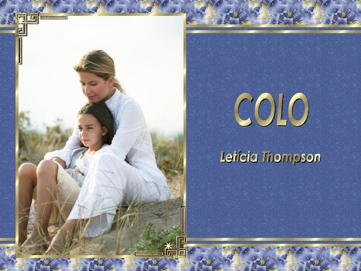 COLO Letícia Thompson