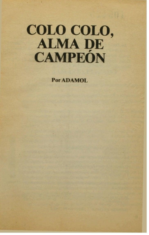 FENOMENO SOCIAL           JAMAS EXPLICADO            trasciende como expresiidn de c&b deportivo, dei i de ffitbol, de rec...
