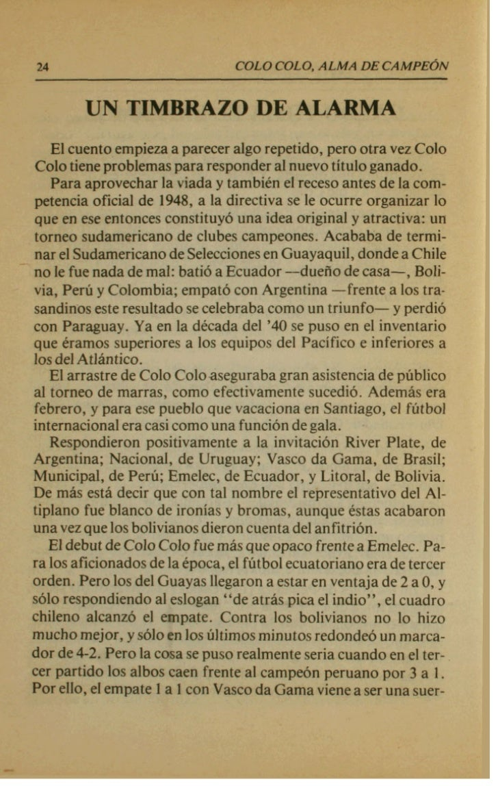 a8                              COLO CXILO, ALMA DE CAMPEdNfezis para el tbrmino del campeonato) lo visit6 el vicepresi-d ...