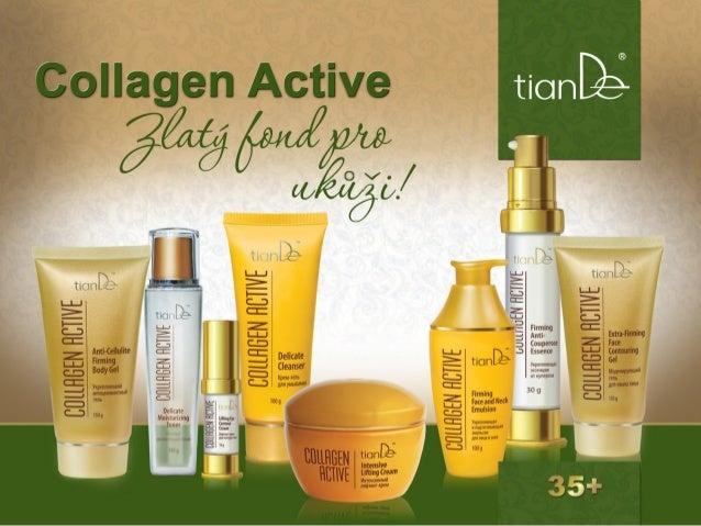 """Kolagen – architekt kůže Kolagenová vlákna jsou nosnou """"kostrou"""" kůže. Pokud bychom navrstvili kolagenová vlákna na tloušť..."""