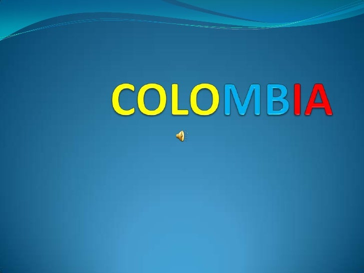 COLOMBIA<br />