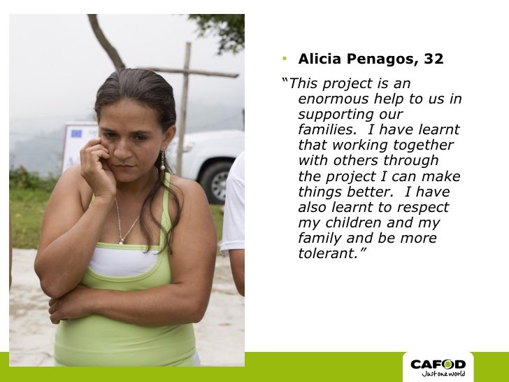 Colombia Colombia: small businesses promote women Slide 3