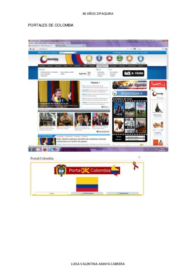 Colombia online