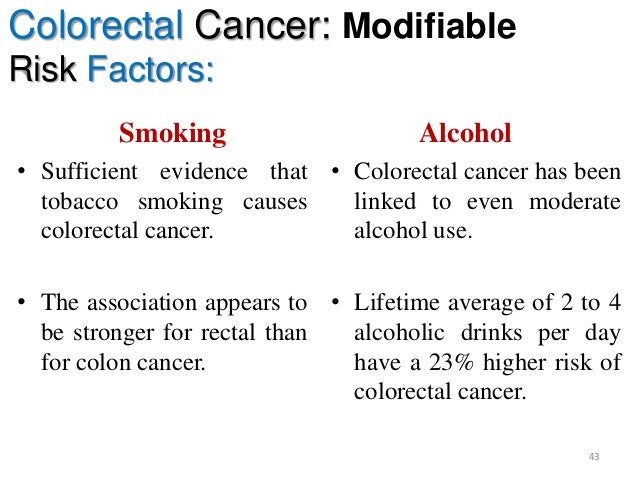 colon cancer, Human Body