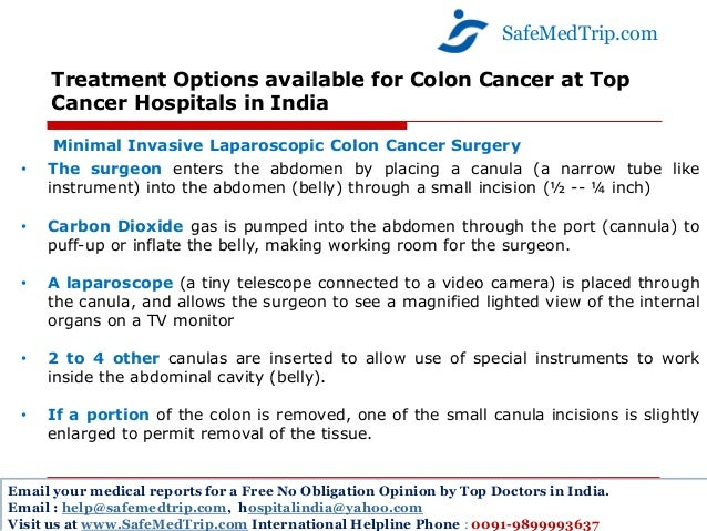 How Is For Colon Cancer Diagnosed