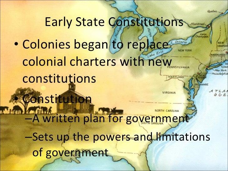 Colonial American Development : Colonial development