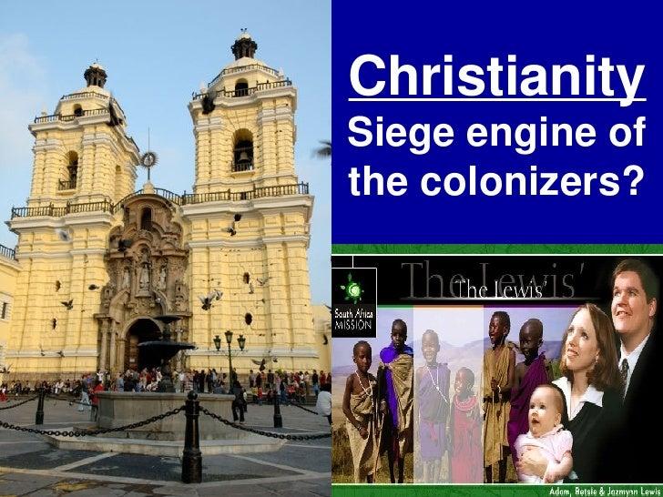 Colonialism vs neocolonialism