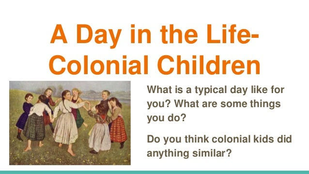 Colonial Punishments For Kids Colonial LIfe-M...