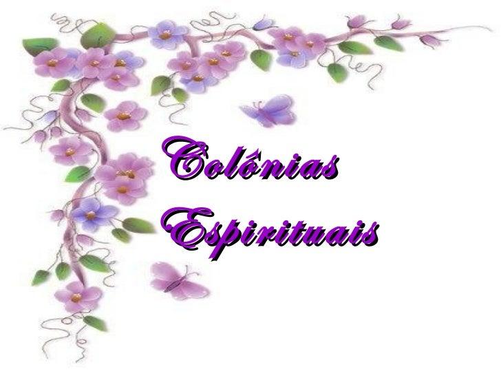 ColôniasEspirituais