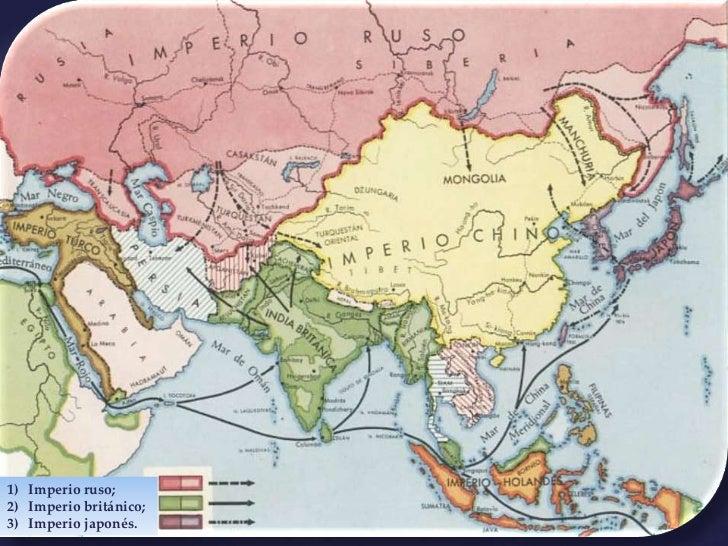 Colonizacin de Africa y Asia en el siglo XIX