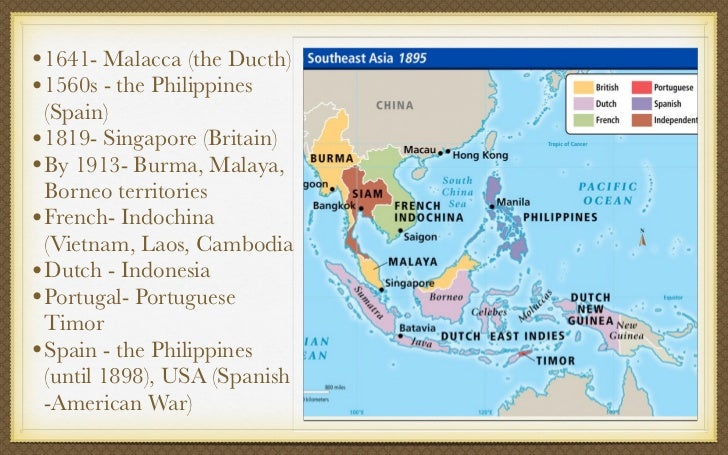 colonial history of southeast asia rh slideshare net Political Cartoons of Imperialism in Southeast Asia Imperialism in South Asia
