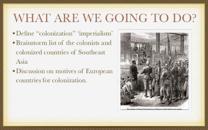 imperialism in asia essay Imperialism essay acquire more colonies in africa imperialism was not just in africa though the british took a keen interest in india for raw materials.