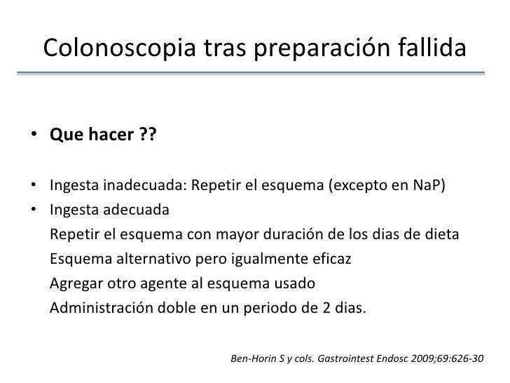 INNSZ Colonoscopia y Preparacion