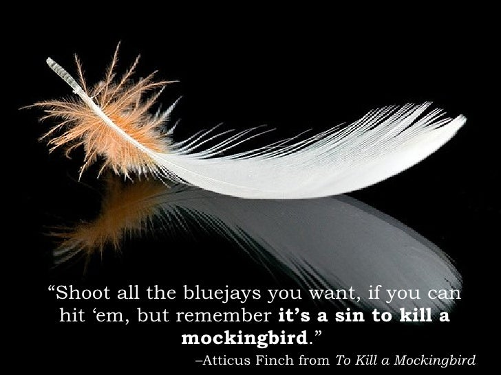 atticus finch kill mockingbird essay Essays & papers to kill a mockingbird – is atticus finch a role model - paper example - paper example throughout the novel to kill a mockingbird atticus finch shows great moral fibre - to kill a mockingbird - is atticus finch a role model introduction.