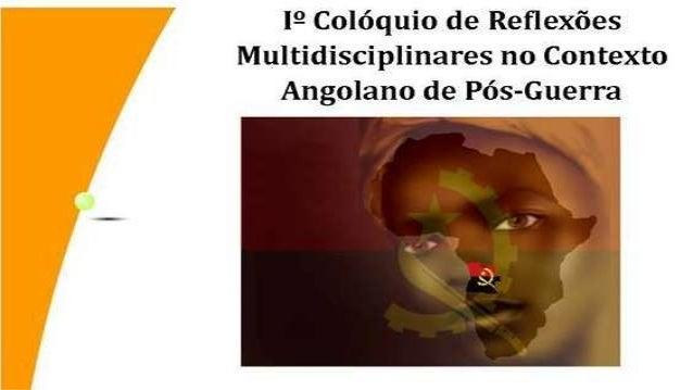 A PEDAGOGIA DA MUDANÇA: REVISITANDO A PEDAGOGIA DO OPRIMIDO DE PAULO FREIRE PARA SONDAR CAMINHOS PARA A MUDANÇA EM ANGOLA