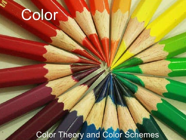 Color Color Theory and Color Schemes