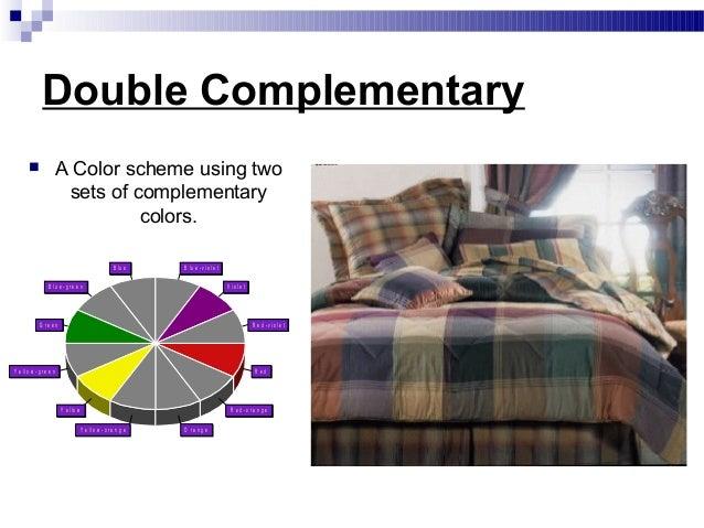 17 Split Complementary A Color Scheme