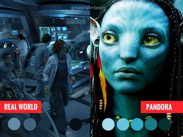 The Avatar: Real World vs. Pandora