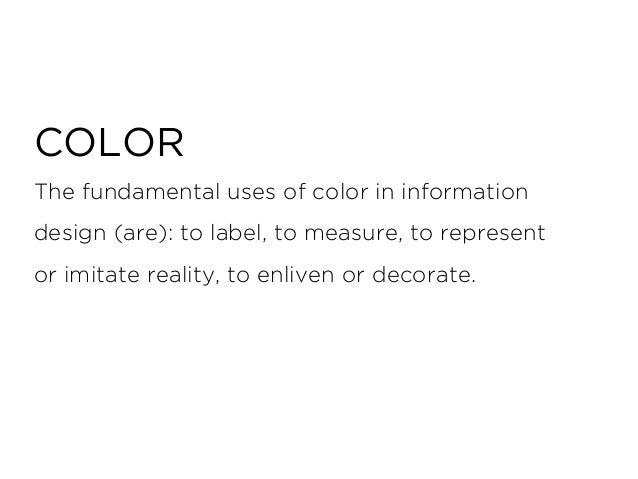 Color for Data Visualization Slide 2