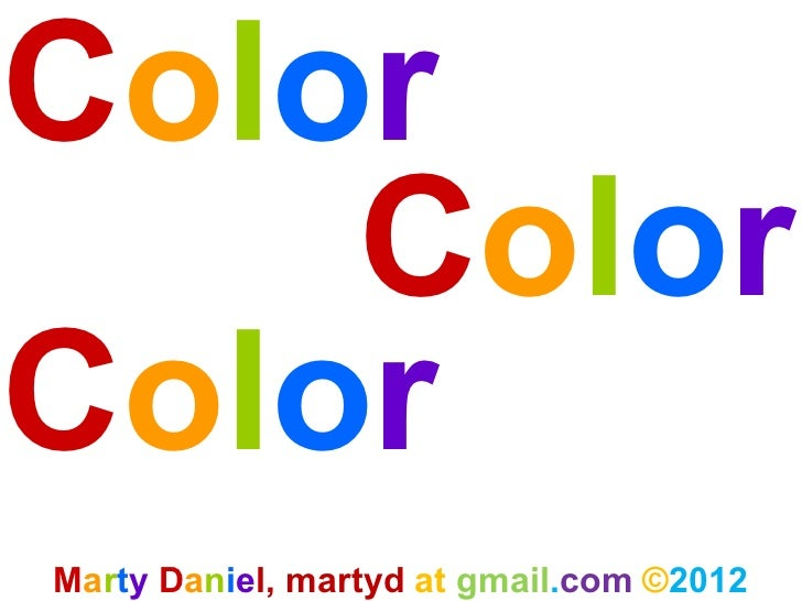 Color powerpoint6-8
