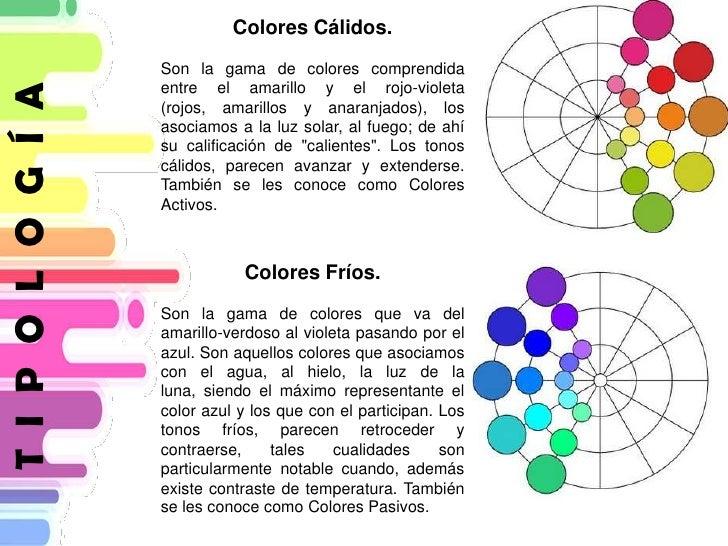 El color propiedades y tipologia for Cuales son los colores minimalistas