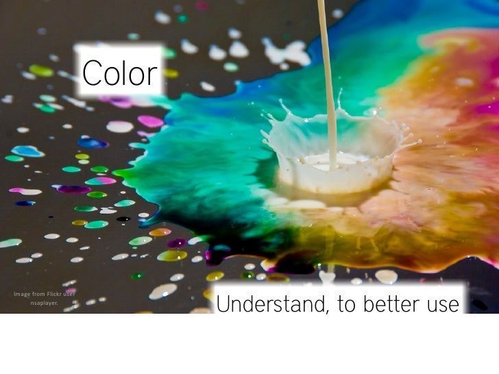 Color     Image  from  Flickr  user          nsaplayer.                                                   Unders...