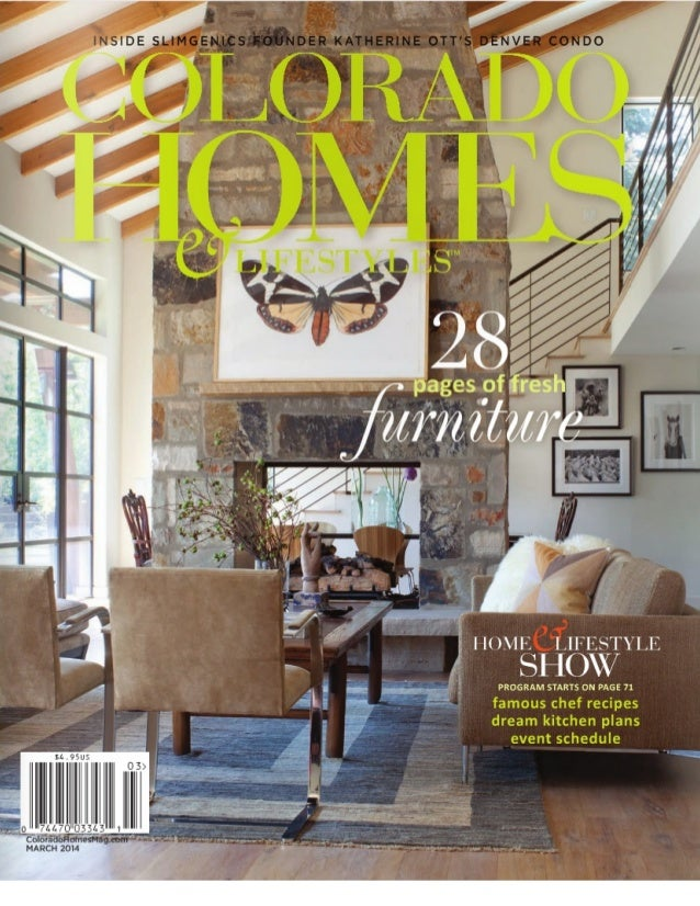 Colorado Homes Magazine Features Crested Butte Real Estate