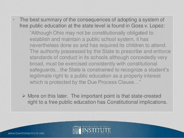 the issue of the quality of education in public schools State boards of education are integral to the governance of public education in  the  play key roles in maintaining and improving the quality of public schools  that  responsibility for the decision- and policymaking for individual school  districts.