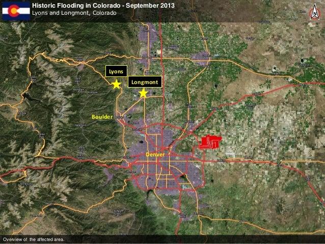 Historic Floods in Colorado - September 2013 Slide 2