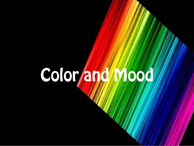 Color and Mood