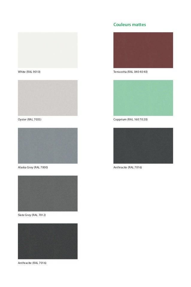 Prisma®   carte couleur