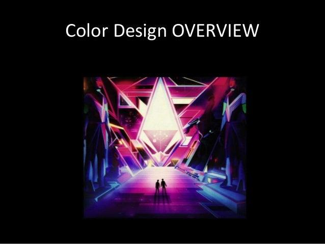 Color Design OVERVIEW